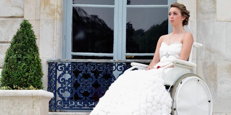 Camille Boillet : créatrice de robes de mariée adaptées au handicap