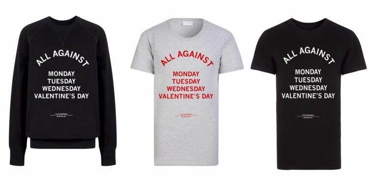 All Against Valentine's Day avec Eleven Paris