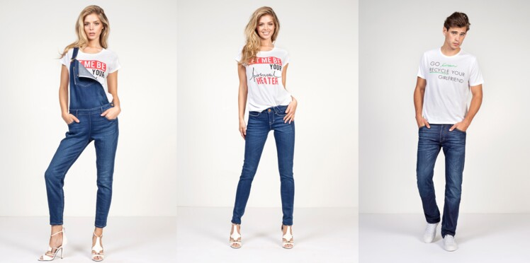 #GuessEco, la capsule green et denim de Guess