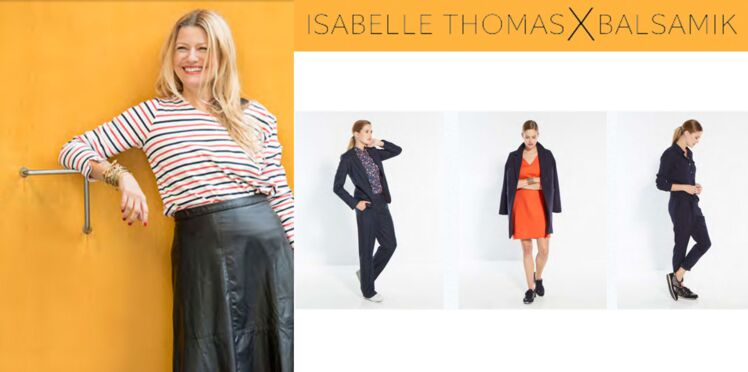 La capsule Isabelle Thomas x Balsamik