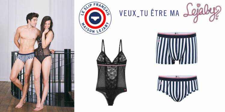 Coup de foudre entre Maison Lejaby et Le Slip français !