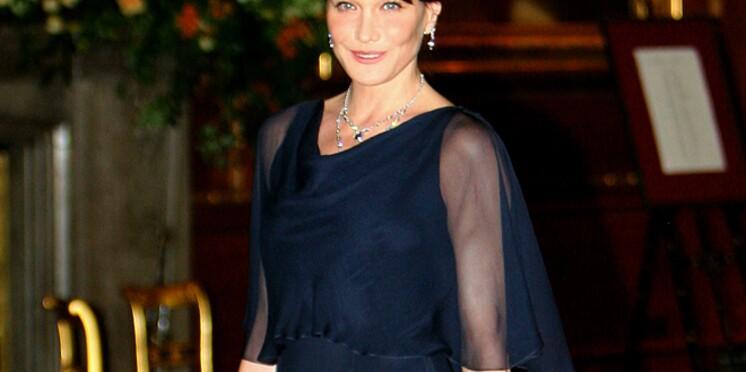 Carla Bruni-Sarkozy, femme la mieux habillée de la planète
