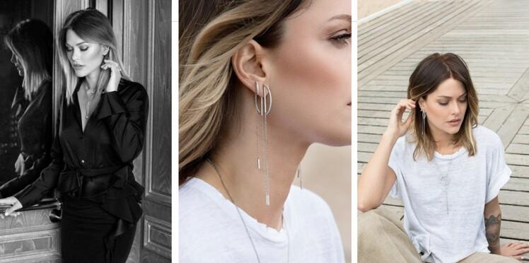 comment chercher élégant et gracieux nouvelles images de Caroline Receveur, nouvelle égérie APM Monaco : Femme ...