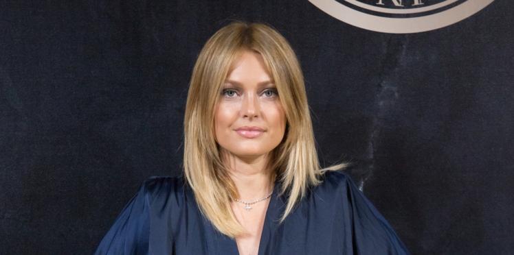 Caroline Receveur sexy en lingerie