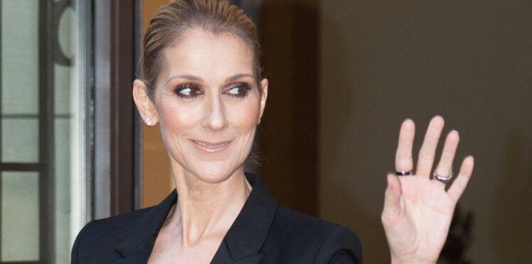 Céline Dion ose une nouvelle tenue flashy !