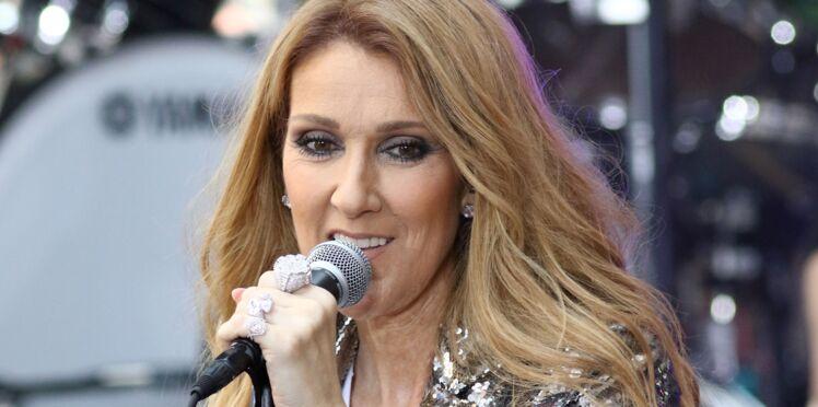 Céline Dion : encore une tenue étonnante pour voyager !