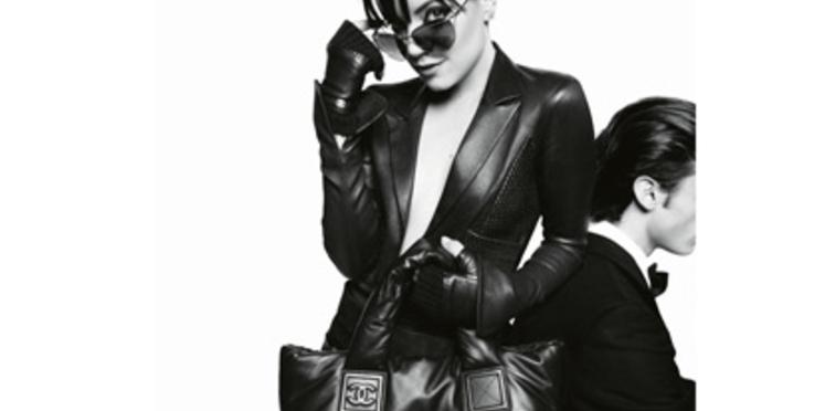 Chanel publie les premières images de sa campagne avec Lily Allen
