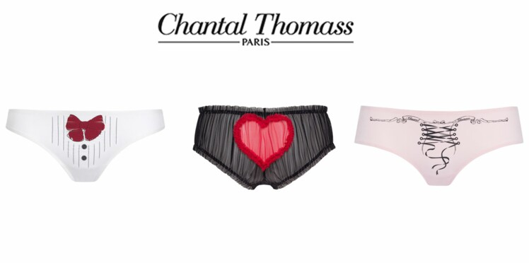 Les Impertinentes culottes de Chantal Thomass