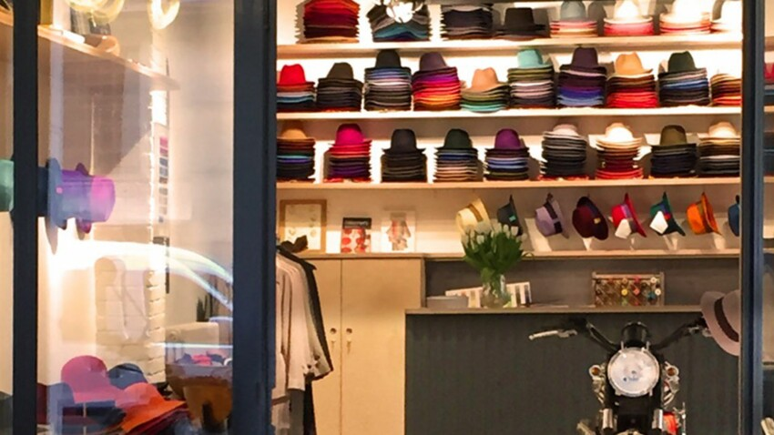 Des chapeaux sur mesure à la Fabrique Générale