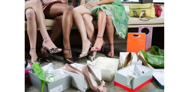 Chaussures: ce que veulent les femmes...