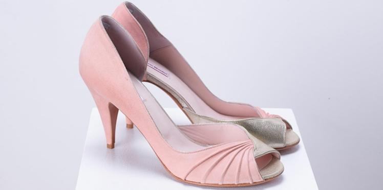 Chaussures girly : la créatrice Patricia Blanchet ouvre son e-shop