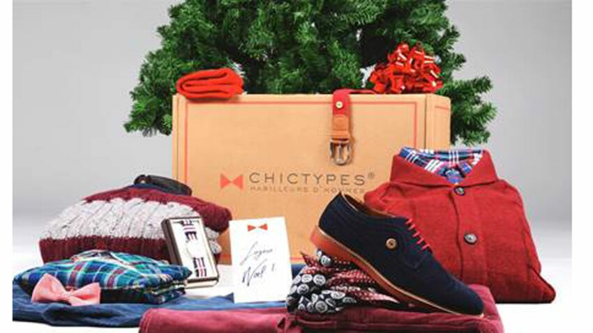 Chictypes : la box mode au masculin