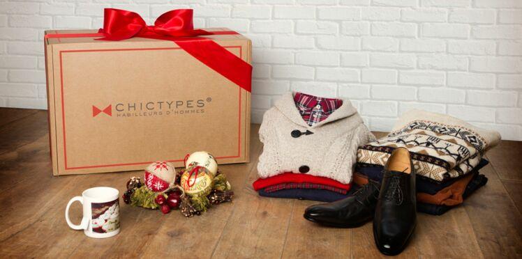 Chictypes.com : un coach shopping pour mon homme !