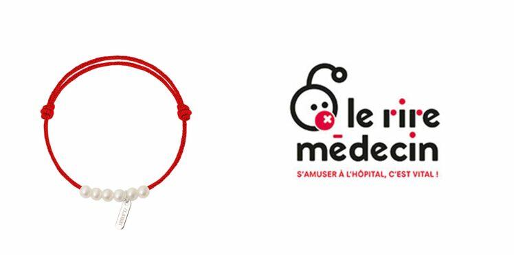 Achetez un bracelet pour offrir un spectacle aux enfants hospitalisés