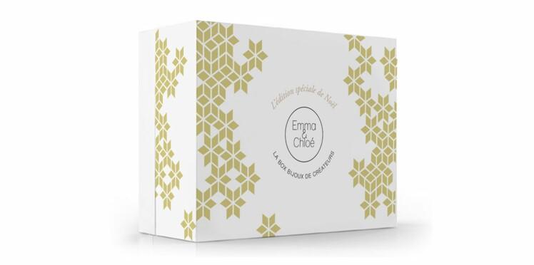La box bijoux Noël d'Emma & Chloé