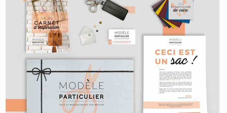 Modèle Particulier : un coffret cadeau pour créer son propre sac sur-mesure
