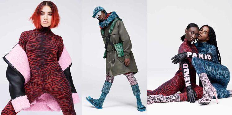 Kenzo x H&M : les premiers looks dévoilés !