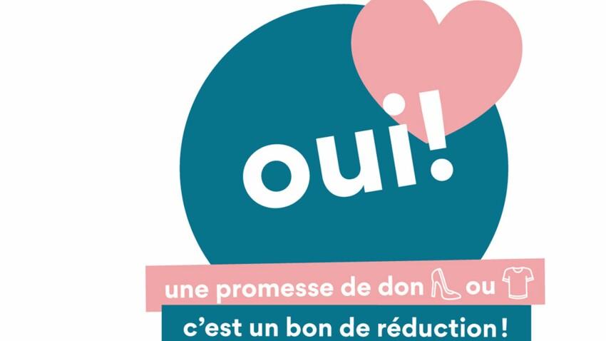 « Oui » : la collecte solidaire de La Halle pour Le Relais