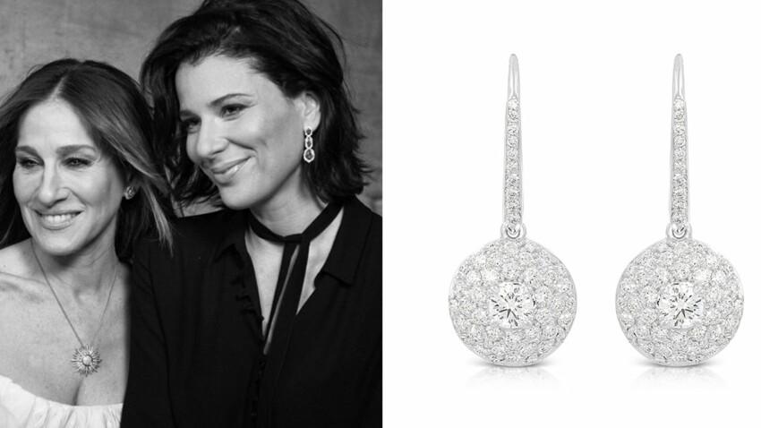 Sarah Jessica Parker : après le ciné et la mode, les bijoux !