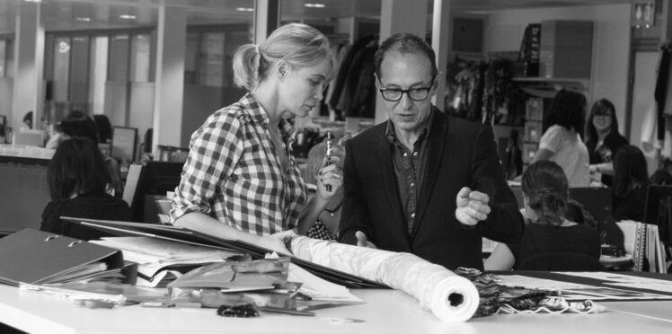 Emmanuelle Béart, styliste pour Bréal