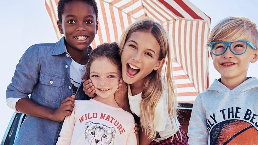 Direction la Californie avec la nouvelle collection Esprit Kids !