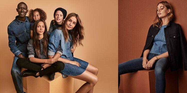 Close the Loop : la collection 100% recyclée d'H&M
