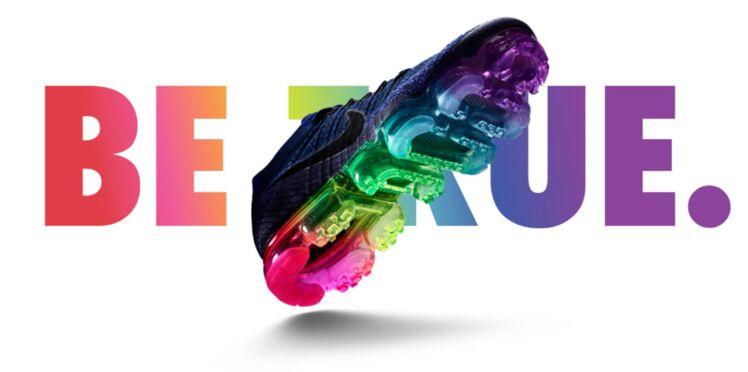 Les modèles de baskets délirants créés par Nike pour la communauté LGBT