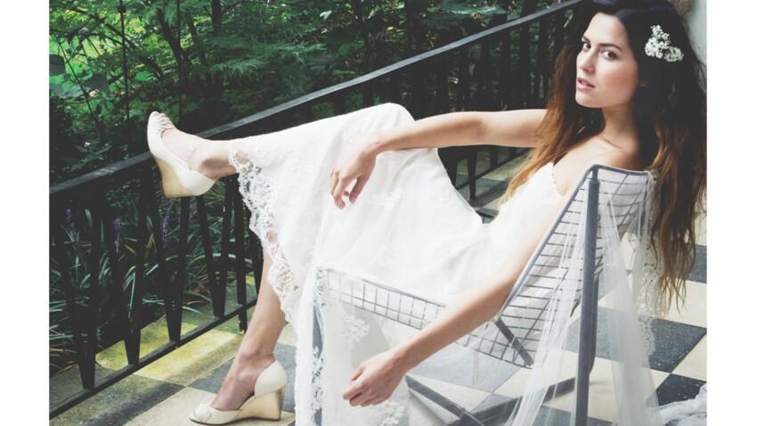 Une capsule mariage signée Elise Hameau pour Cosmoparis