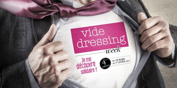 Coup d'envoi de la 4ème vide-dressing week