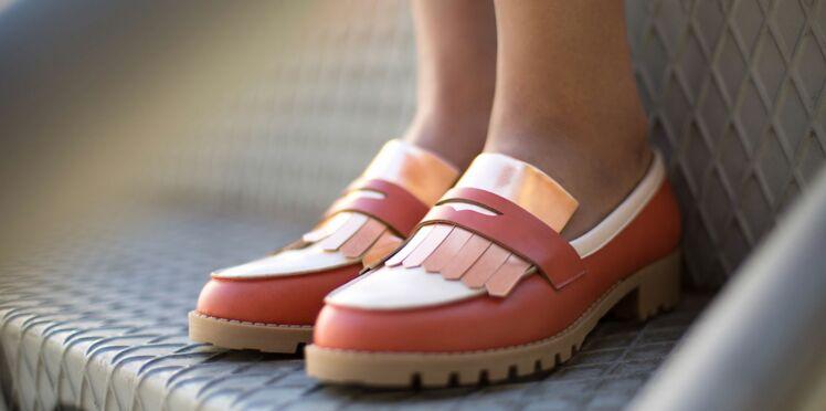 Coup de coeur pour les chaussures Vanessa Wu