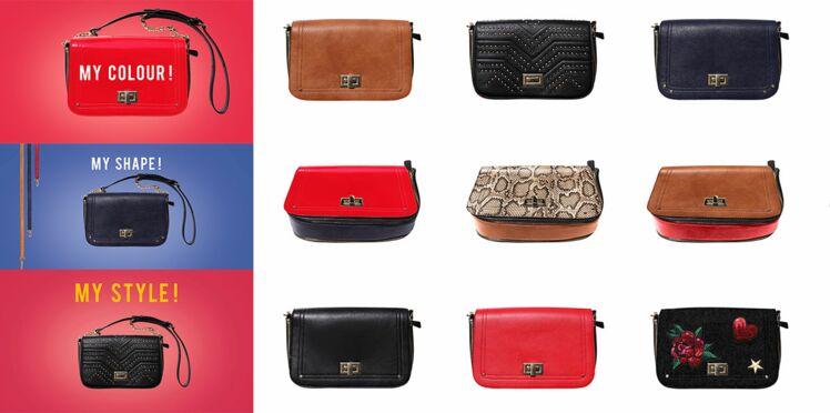 Créez votre sac sur-mesure chez San Marina grâce aux 2000 combinaisons possibles   !
