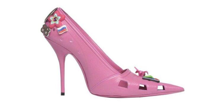 Crocs lance des escarpins et on dirait les chaussures de Barbie