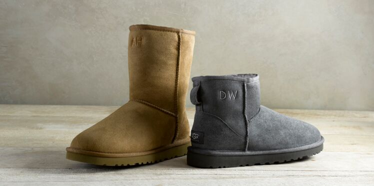 Customiser ses UGG, c'est possible !
