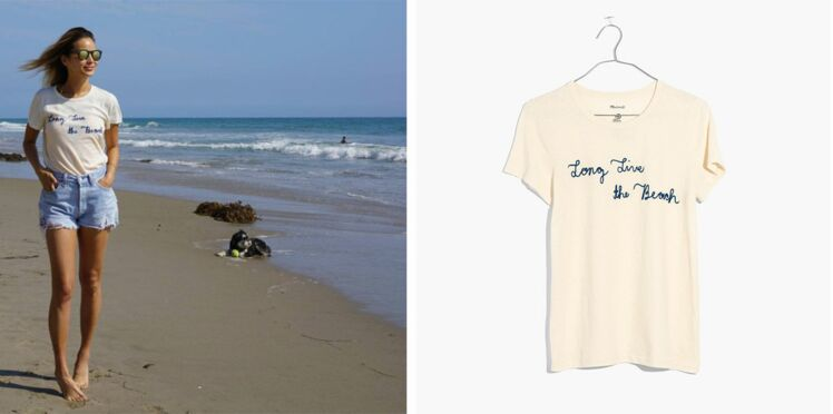 Découvrez le nouveau t-shirt préféré des stars : un modèle au message lourd de sens !