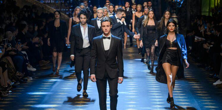 Dolce & Gabbana fait défiler les « fils et filles de »