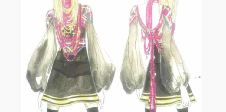 Des tenues de scène de Madonna dévoilées