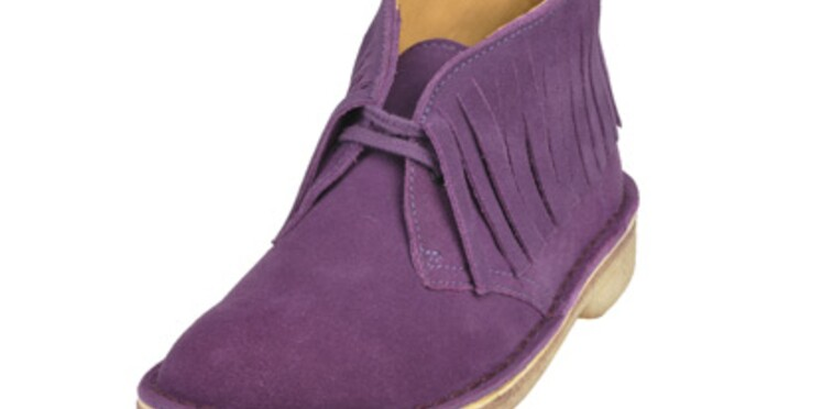 verrückter Preis Online gehen gehobene Qualität La Desert Boot de Clarks Original chez Sarenza.com : Femme ...