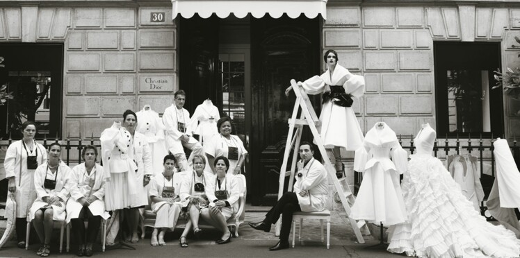 Dior : la maison de couture célèbre ses 70 ans avec une exposition à Paris