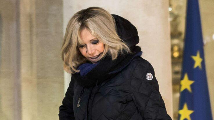 La doudoune à 1400 euros de Brigitte Macron