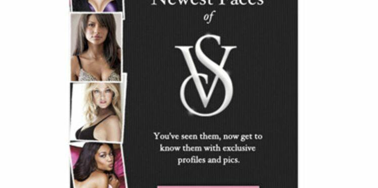 Victoria's Secret a dévoilé les noms de ses nouvelles égéries