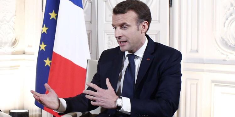 Découvrez le prix surprenant de la nouvelle montre d'Emmanuel Macron