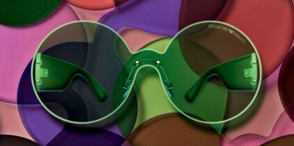 d4f61920a2 Emporio Armani invite les internautes à créer et personnaliser leurs  lunettes en ligne