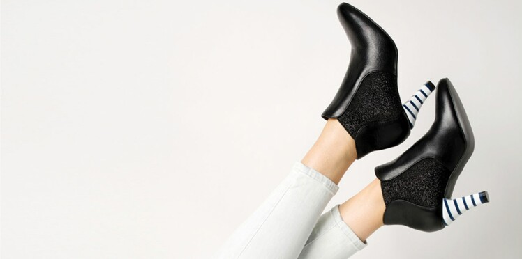 Eram innove avec des chaussures à personnaliser