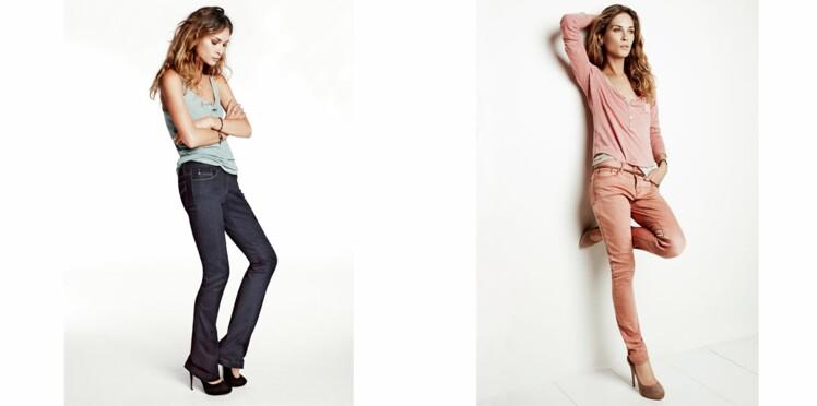 Esprit lance sa ligne de jeans morpho
