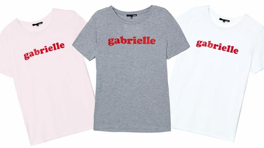 Etam lance un service pour personnaliser un tee-shirt à son nom