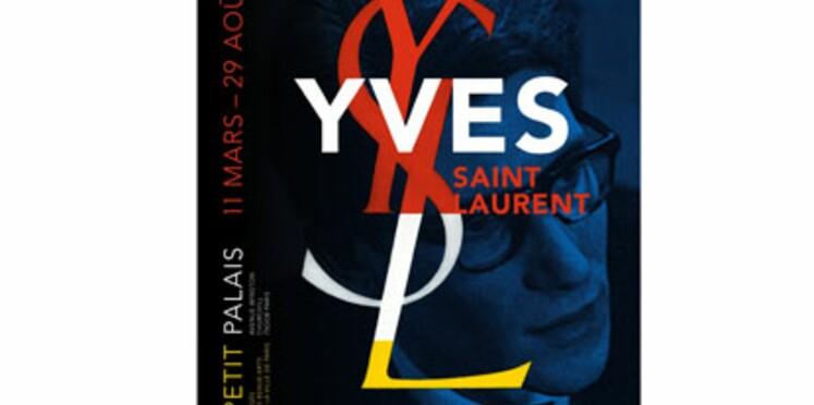 Rétrospective Yves Saint Laurent au Petit Palais, à Paris