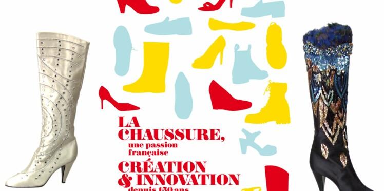 Exposition : La chaussure, une passion française