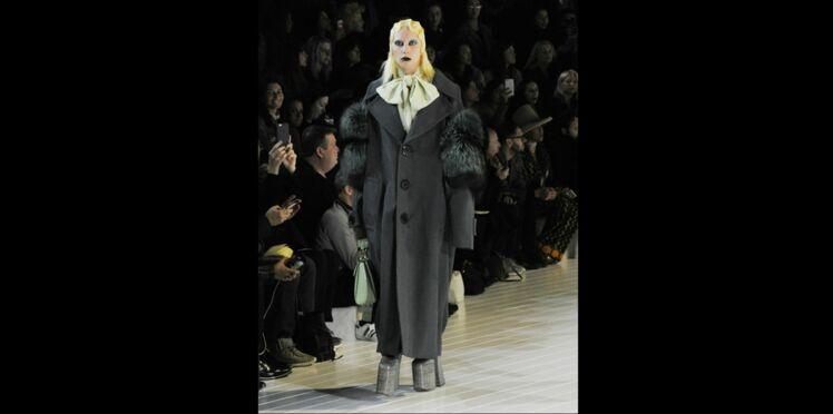 Lady Gaga défile pour Marc Jacobs !