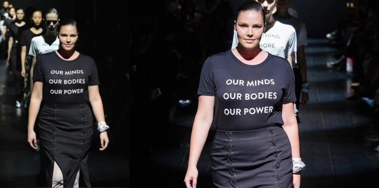 New York Fashion week : la revanche des mannequins grandes tailles