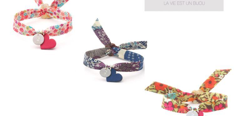 """Des bracelets Liberty pour dire """"Je t'aime"""""""